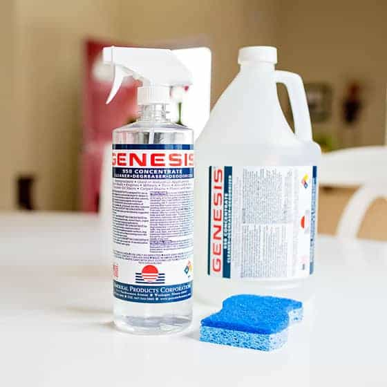 Genesis 950 Pet Stain Remover Carpet Cleaning Solution