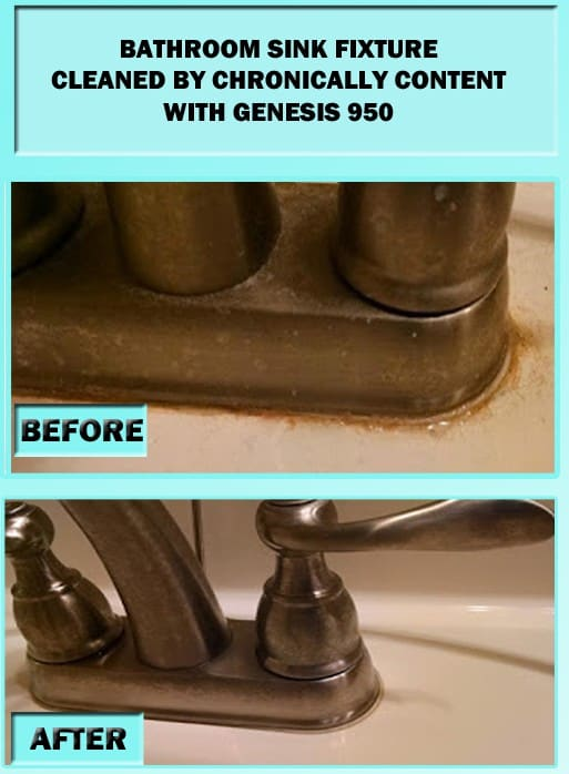 Green Cleaning - Bathroom Fixtures