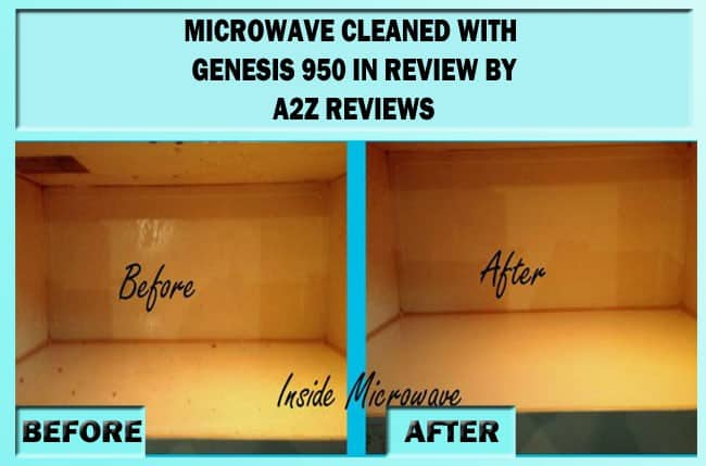 Green Cleaning - Clean Kitchen Appliances