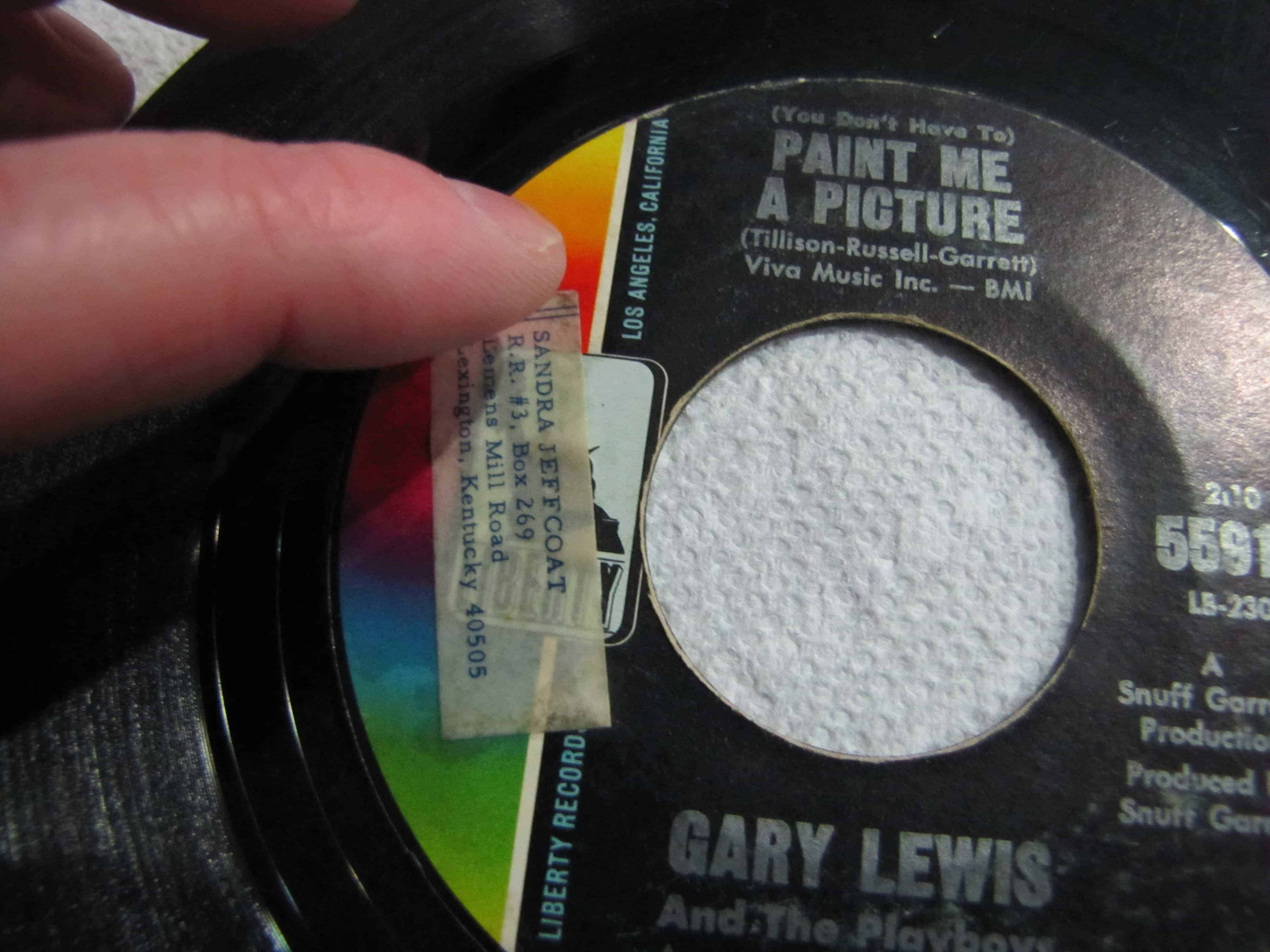 Clean Vinyl Record