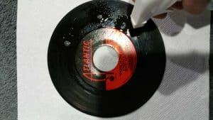 How To Clean 45 RPM Records